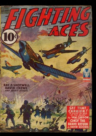 Fighting Aces - 03/43 - Condition: G - Popular