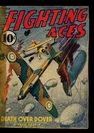 Fighting Aces - 03/41 - Condition: G - Popular