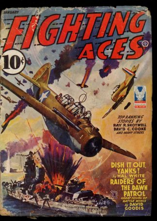 Fighting Aces - 01/43 - Condition: G - Popular