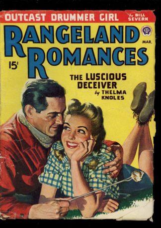 Rangleland Romances - 03/47 - Condition: G - Popular