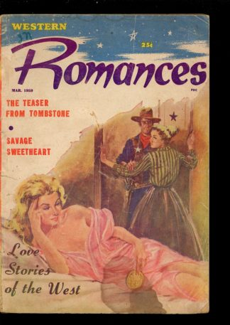 Western Romances - 03/59 - Condition: G - Columbia