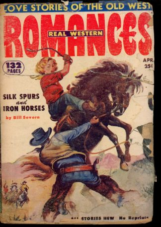 Real Western Romances - 04/53 - Condition: G - Columbia