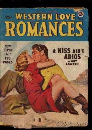 Western Love Romances - 05/50 - Condition: G - Popular