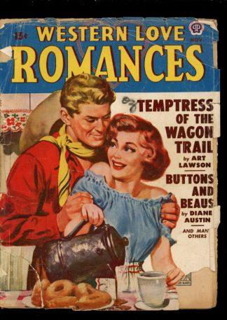 Western Love Romances - 11/49 - Condition: FA-G - Popular