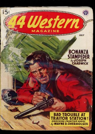 Forty-Four Western Magazine - 12/48 - Condition: FA - Popular