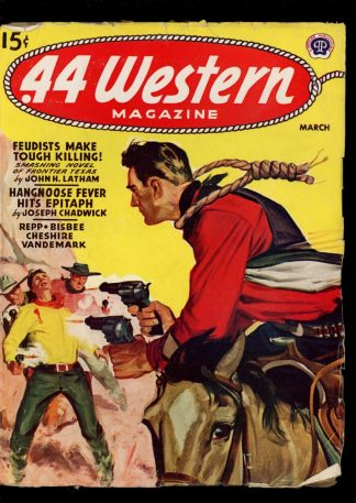 Forty-Four Western Magazine - 03/46 - Condition: VG-FN - Popular