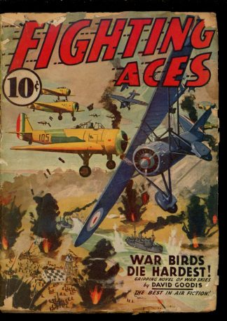 Fighting Aces - 01/41 - Condition: FA - Popular