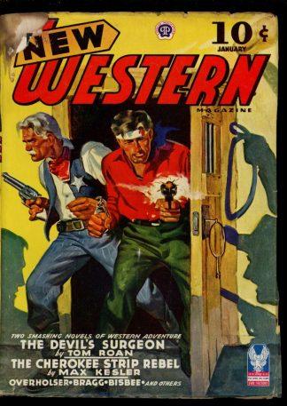 New Western Magazine - 01/43 - Condition: G - Popular