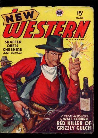 New Western Magazine - 03/46 - Condition: VG-FN - Popular