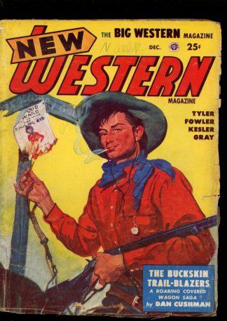 New Western Magazine - 12/50 - Condition: G - Popular