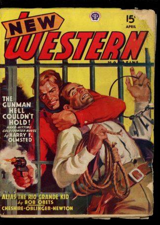 New Western Magazine - 04/46 - Condition: G-VG - Popular