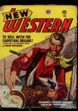 New Western Magazine - 02/46 - Condition: G - Popular