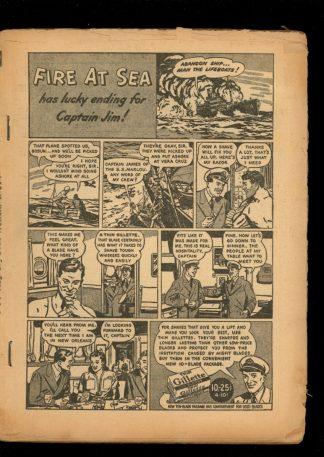 Big-Book Western Magazine - 08/49 - Condition: FA - Popular