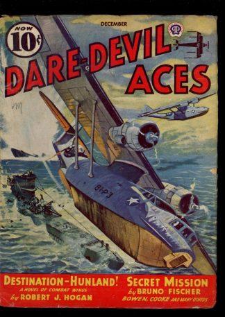 Dare-Devil Aces - 12/43 - Condition: VG - Popular