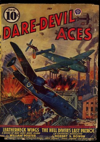 Dare-Devil Aces - 07/42 - Condition: G - Popular