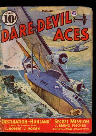 Dare-Devil Aces - 12/43 - Condition: G - Popular