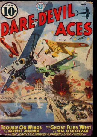 Dare-Devil Aces - 05/37 - Condition: VG - Popular