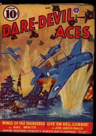 Dare-Devil Aces - 05/43 - Condition: VG - Popular