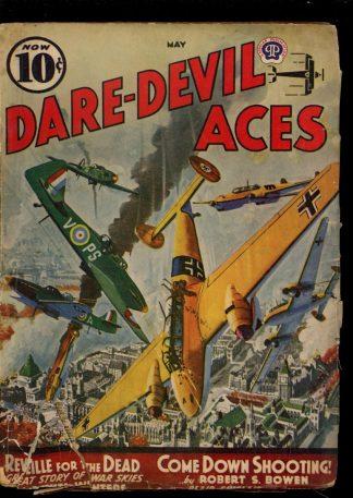 Dare-Devil Aces - 05/41 - Condition: G - Popular