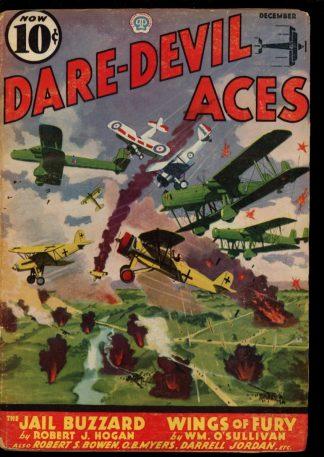 Dare-Devil Aces - 12/36 - Condition: G-VG - Popular