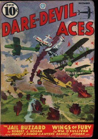 Dare-Devil Aces - 12/36 - Condition: VG - Popular