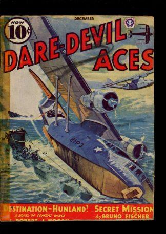 Dare-Devil Aces - 12/43 - Condition: FA - Popular