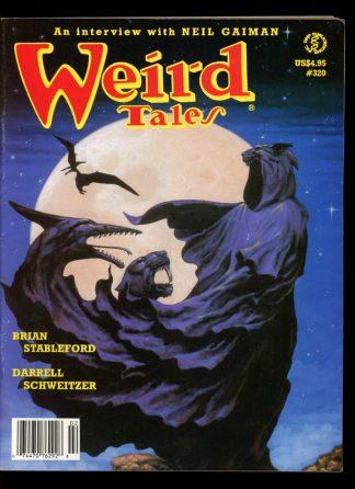 Weird Tales - #320 - SUMMER/00 - VG - DNA Publications