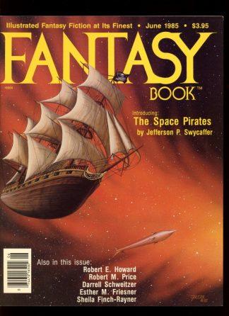 Fantasy Book - 06/85 - 06/85 - VG-FN - Fantasy Book Enterprises