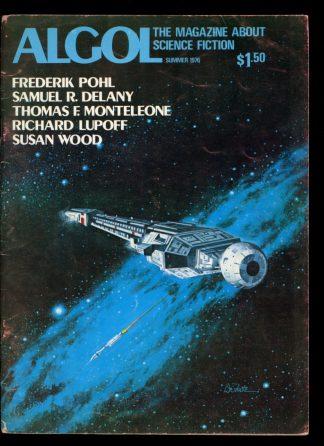 Algol - SUMMER/76 - SUMMER/76 - VG - Algol Magazine