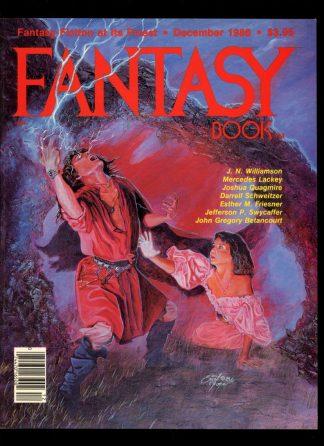 Fantasy Book - 12/86 - 12/86 - FN - Fantasy Book Enterprises
