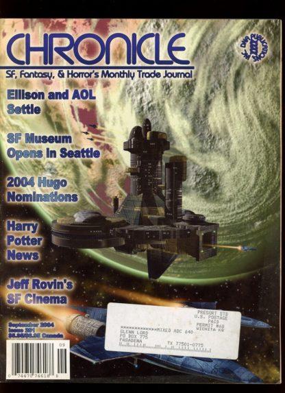 Chronicle - 09/04 - 09/04 - G-VG - Wildside Press