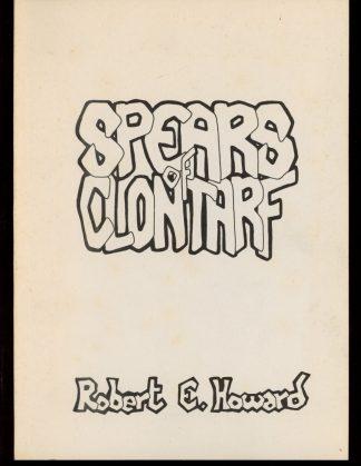 Spears Of Clontarf - #12 of 20 - 05/86 - VG - Dark Carneval Press
