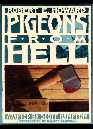 Pigeons From Hell - 1st Print - 11/88 - VG-FN - Eclipse Books