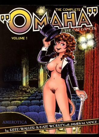 Complete Omaha The Cat Dancer - VOL.1 - 1st Print - -/05 - G - Amerotica