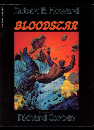 Bloodstar - 1st Print - -/80 - VG-FN - Ariel Books