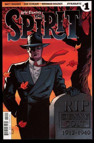 Will Eisner's The Spirit - #1 – Cvr B - -/15 - 9.6 -