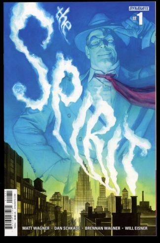 Will Eisner's The Spirit - #1 – Cvr C - -/15 - 9.6 -