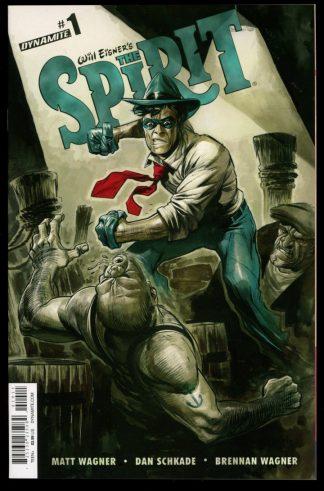 Will Eisner's The Spirit - #1 – Cvr A - -/15 - 9.6 -