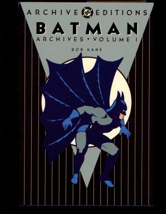 Batman Archives - VOL.1 - 1st Print - -/90 - 9.4 - DC
