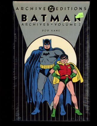 Batman Archives - VOL.2 - 1st Print - -/91 - 9.4 - DC