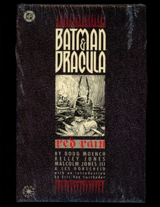 Batman & Dracula - 1st Print - -/91 - 9.4 - DC