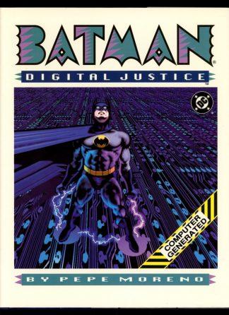 Batman Digital Justice - 1st Print - -/90 - 9.4 - DC