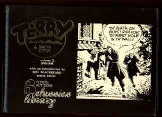Terry And The Pirates - VOL.2 - #258 - -/84 - NF/NF - Flying Buttress