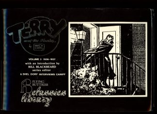 Terry And The Pirates - VOL.3 - #354 - -/85 - NF/NF - Flying Buttress