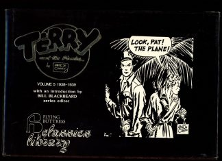Terry And The Pirates - VOL.5 - #1025 - -/85 - NF/NF - Flying Buttress