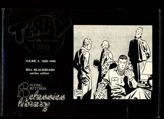 Terry And The Pirates - VOL.6 - #549 - -/85 - VG/NF - Flying Buttress