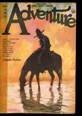 Adventure - 05/20/24 - Condition: FA-G - Ridgway