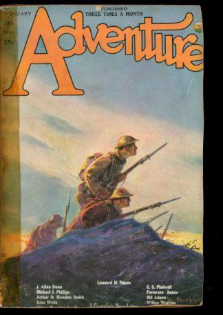 Adventure - 02/20/24 - Condition: FA - Ridgway