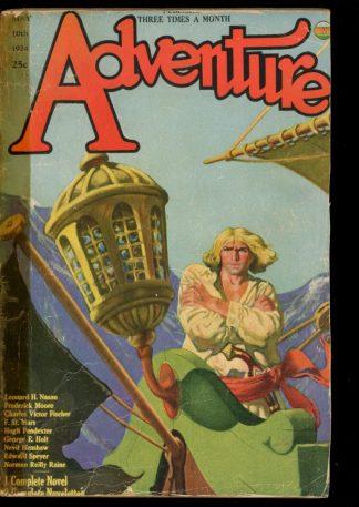 Adventure - 05/10/24 - Condition: FA-G - Ridgway