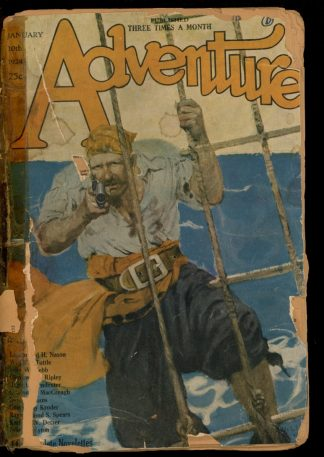 Adventure - 01/10/24 - Condition: PR - Ridgway